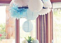 Ideas para decorar con adornos para bautizo de niño