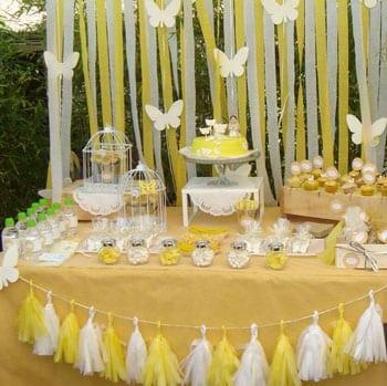 Centros y arreglos de mesa para comunion originales - Como decorar una mesa de comunion ...