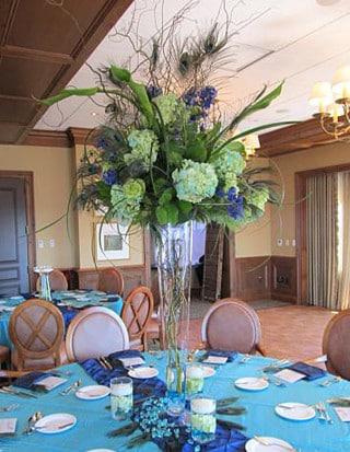 Ideas de arreglos de mesa para fiestas de adultos centros de mesa para bautizos - Decoracion de mesas para fiestas ...