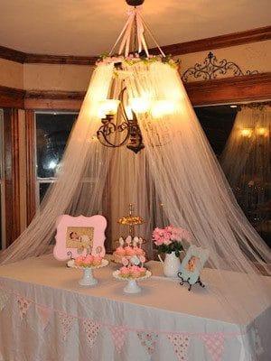 centros de mesa bautizo originales elegante