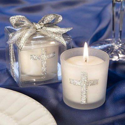 centros de mesa para bautizo de cristal imagenes