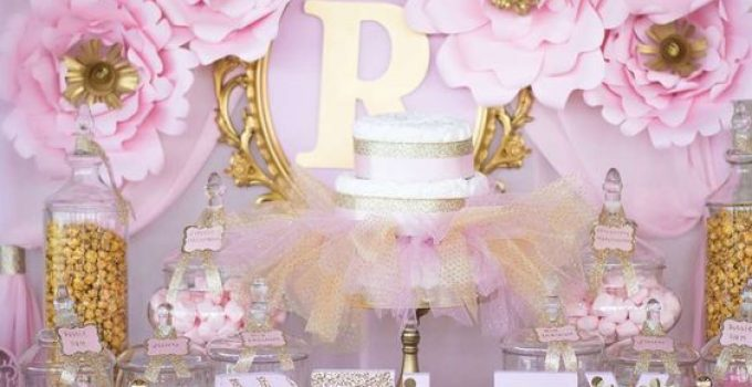 Ideas Para Baby Shower Nina Image Cabinets And Shower Mandra - Decoracion-baby-shower