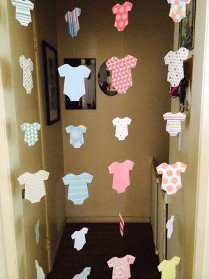 detalles para baby shower vintage