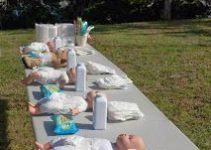 Como organizar juegos caseros para baby shower divertidos