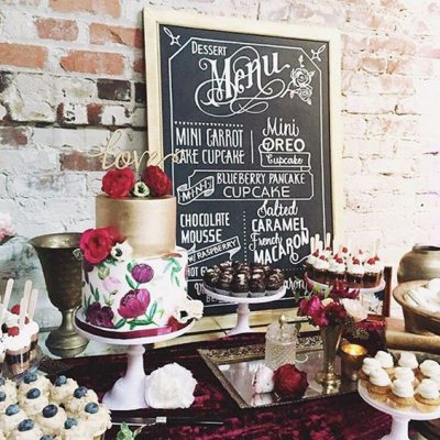 mesas de chuches para bodas alicante