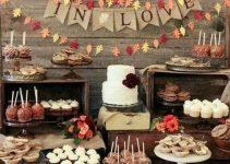 Preparar Mesa de chuches para bodas dulces
