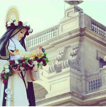 milagros de santa rosa de lima historia