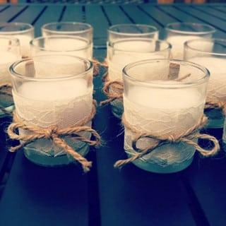 recuerdos de mesa para bautizo faciles de hacer