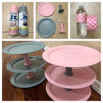 Tips para decoracion baby shower de ni a y ni o centros - Decoracion baby shower nina sencillo ...