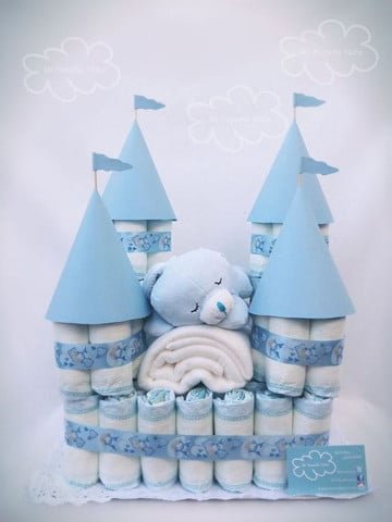 Tips para decoracion baby shower de ni a y ni o centros - Adornos baby shower nino ...