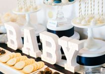 Manualidades y juegos para baby shower de niño