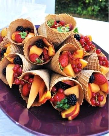 comidas para fiestas infantiles en monterrey