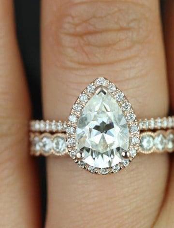 imagenes de anillos de matrimonio de plata