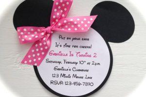 Creativas y adorables Invitaciones cumpleaños infantiles