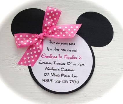 invitaciones cumpleanos infantiles personalizadas