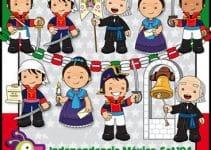 La independencia de mexico para niños este 16 de Septiembre