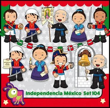 la independencia de mexico para niños historia