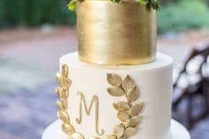 Mira esos pasteles de boda sencillos para matrimonio civil