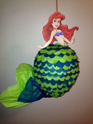 piñatas de cumpleanos infantiles