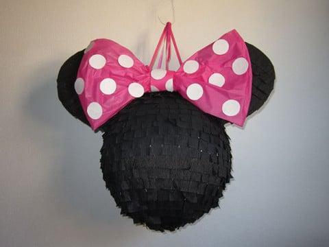 piñatas de cumpleanos mickey mouse