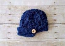 Hermoso recuerdos tejidos para baby shower tipo crochet
