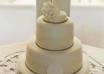 Rellenos y decorados de tortas de comunion para varon