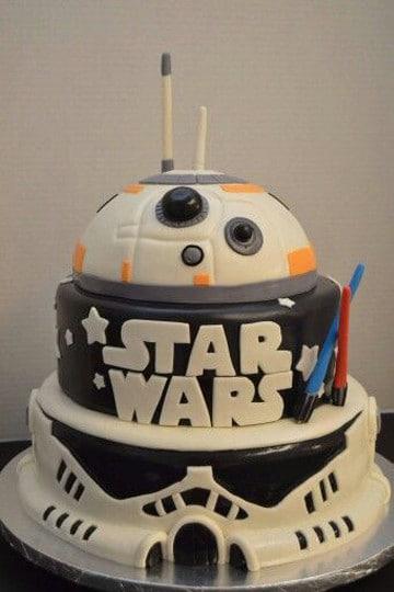 Star Wars Cake Design Pinterest : ?Ya llegaron! Imagenes de tortas decoradas para hombres ...