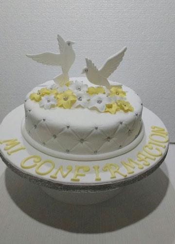 tortas para confirmacion fotos