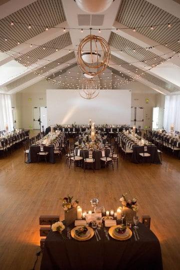adornos de salon para boda mesa