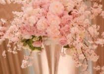 Hermosas imagenes de arreglos florales para 15 años