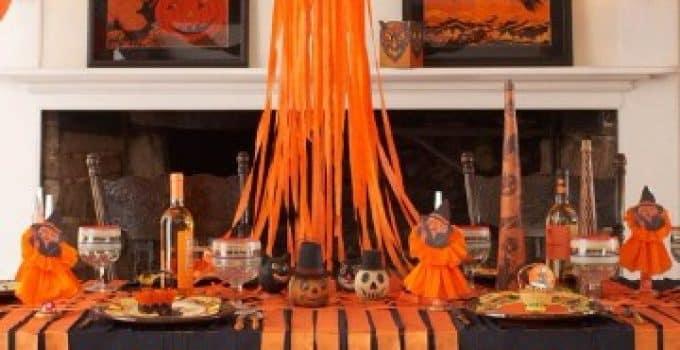 Como decorar para halloween centros de mesa para bautizos - Como decorar halloween ...