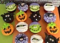 Ideas de cupcakes para halloween en imágenes y fotos