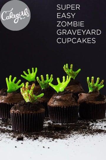 cupcakes para halloween rellenos