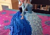 Ideas de decoraciones de frozen para fiestas infantiles