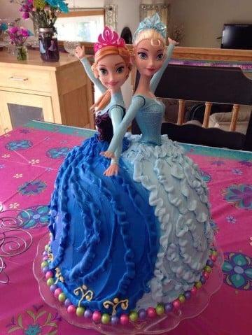 Ideas de decoraciones de frozen para fiestas infantiles - Decoracion fiestas infantiles en casa ...