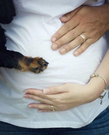 ideas para fotos de embarazadas originales
