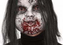 Las mejores imagenes de mascaras de terror faciles