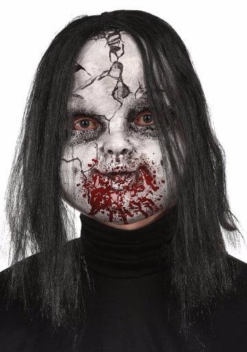 imagenes de mascaras de terror para dibujar