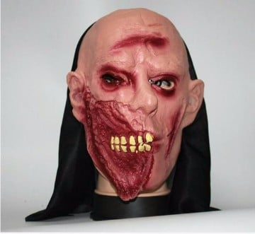 imagenes de mascaras de terror para halloween