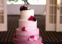 Modelos de tortas para matrimonio modernas en el 2016