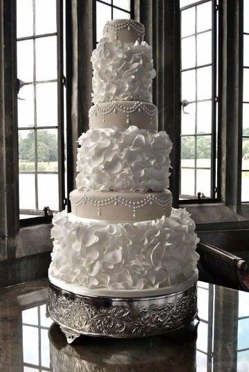 modelos de tortas para matrimonio religioso