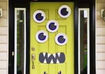 Ideas de muertos para puertas decoradas de halloween