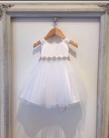 vestidos de bautismo para bebes 1 año