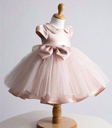 vestidos de bautismo para bebes 3 años