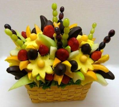 canastas de frutas para regalo en lima