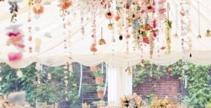 Ideas para decorar mesas de boda centros de mesa para bautizos - Decoracion para bodas al aire libre ...