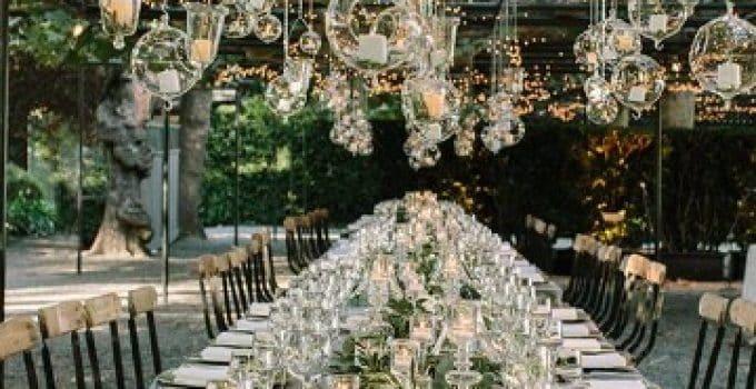 ideas para decorar mesas de boda centros de mesa para