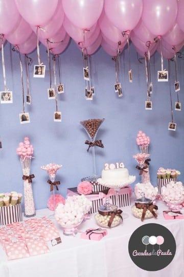 Decoracion de globos para primera comunion en casa for Decoracion con globos 50 anos