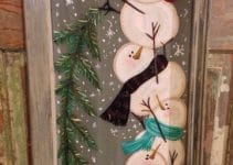 Decoracion de ventanas navideñas y puertas en exteriores
