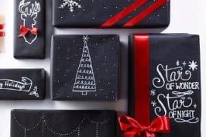 Ideas para envolturas de regalos creativas con varios modelos